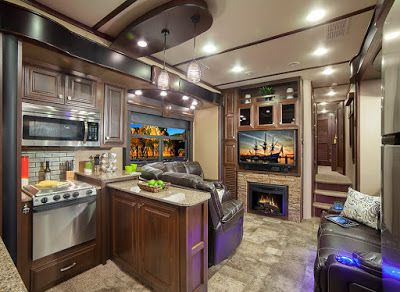 "Voltage 3970 ""Black Label Edition,"" Like No Other RV RV"