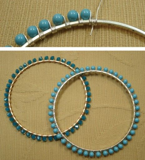 baubles and beads bangle
