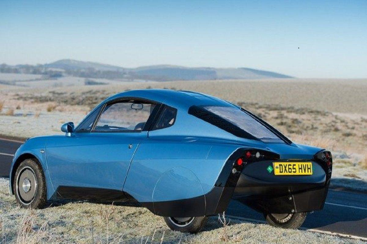UK Based Riversimple Hydrogen FCEV Rasa to start Real
