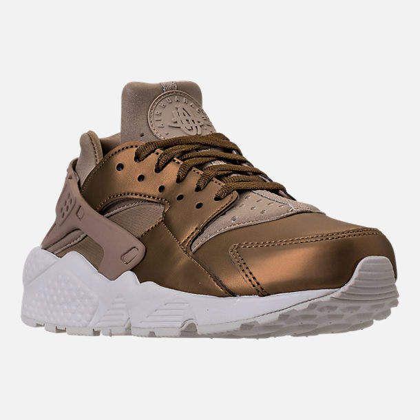 c8b8f0875ba063 Women s Nike Air Huarache Run Premium TXT Casual Shoes