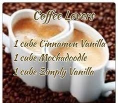 Coffee Lovers Scentsy Mixology Recipe