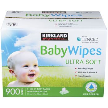 What You Should Buy At Costco And What You Should Not Baby Wipes