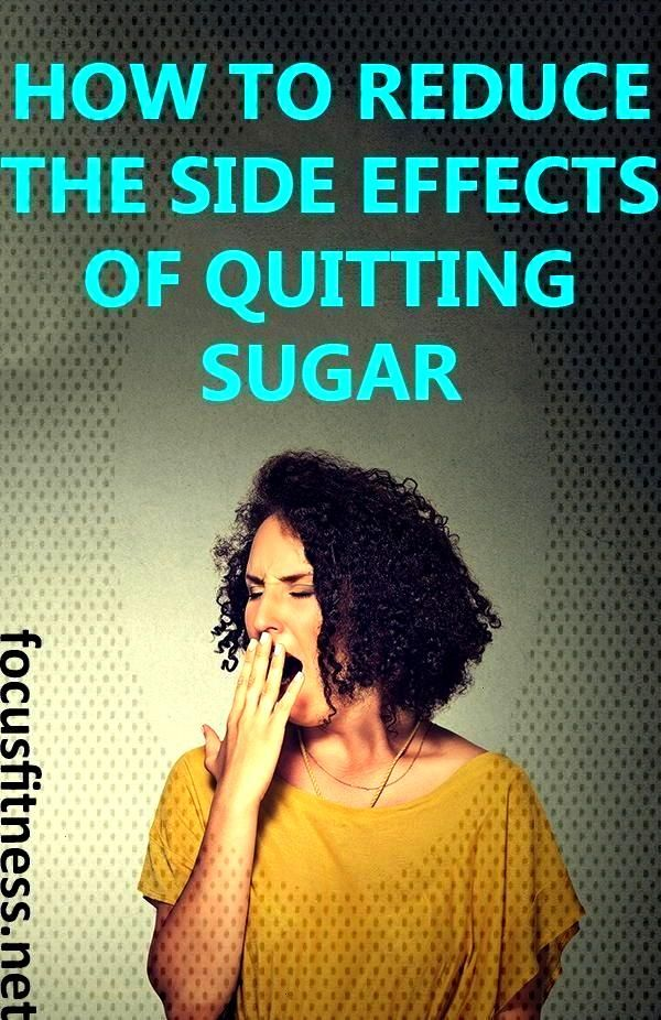 12 Ways to Reduce Sugar Withdrawal Symptoms when You Quit Sugar This article will show you how to r