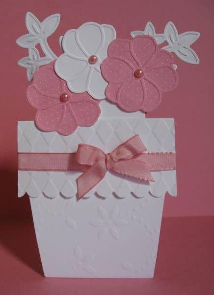 Regal flower pot pocket flower pot pocket cards pinterest craft regal flower pot pocket mightylinksfo