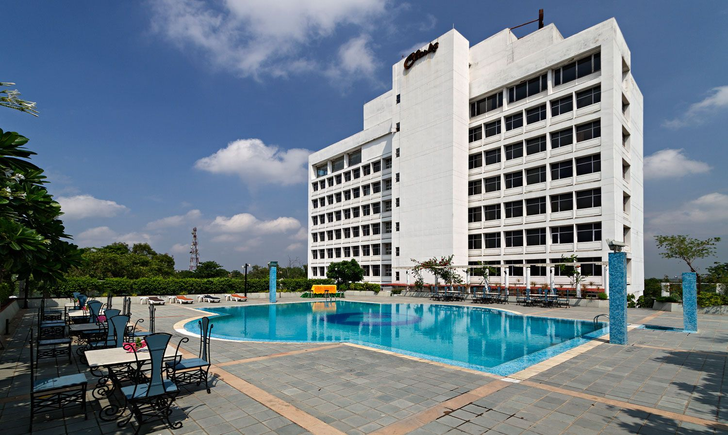 Lucknow Hotel Clarks Avadh 5 Star In