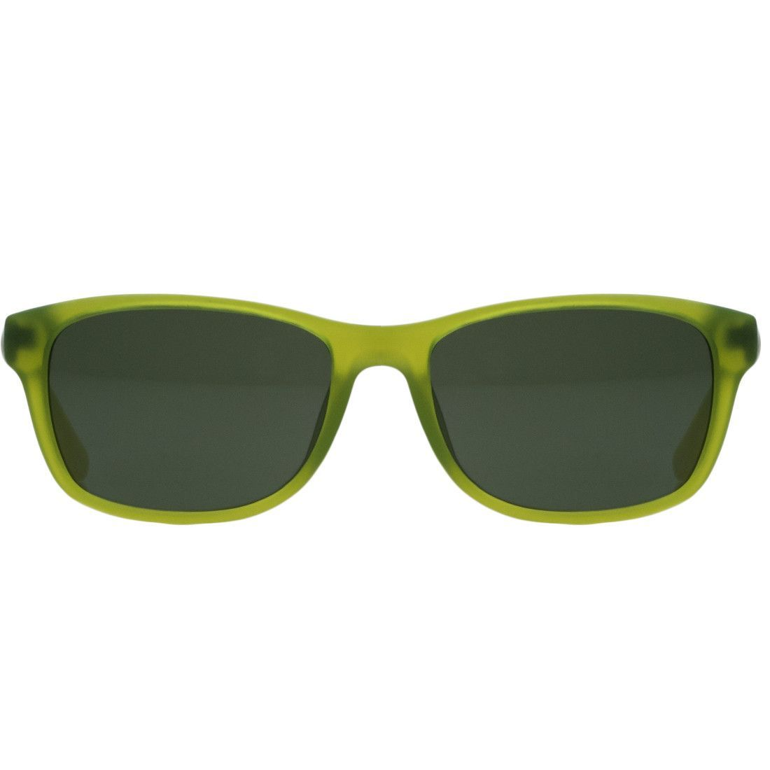 ca4dc38100a8 Lacoste L3601 S 315 Acid Green Rectangle Kids Sunglasses