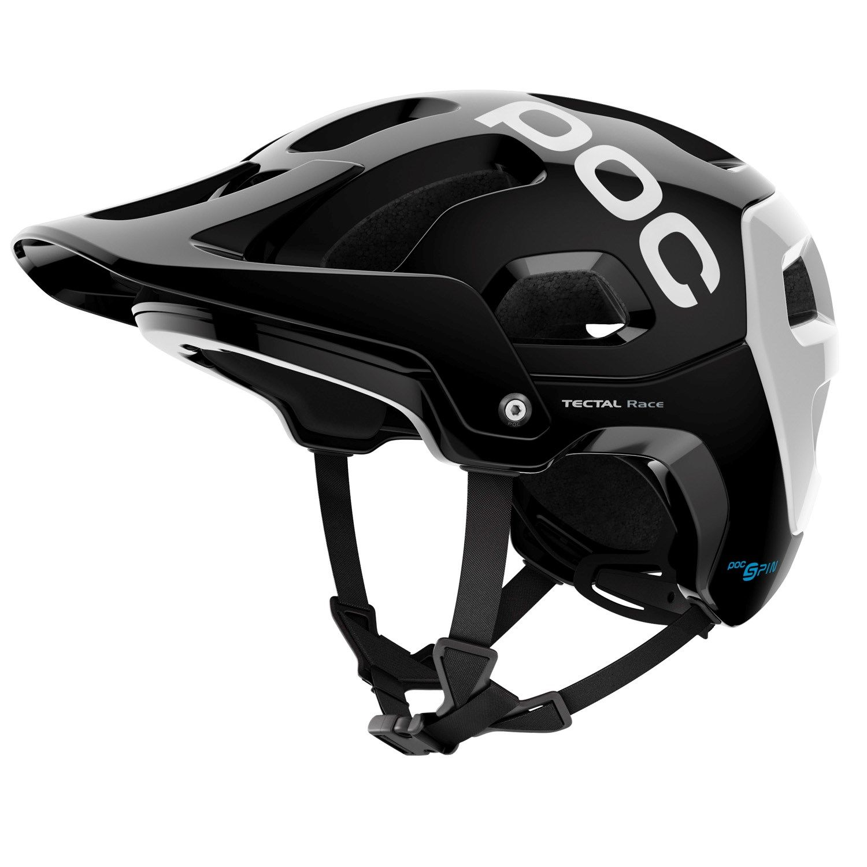 Poc Tectal Race Spin Bike Helmet 2020 X Large 2x Large In Black