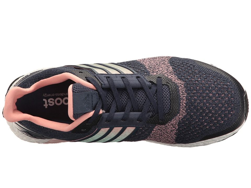 962c55fa3 adidas Running UltraBOOST ST Women s Running Shoes Midnight Grey Still  Breeze Collegiate Navy