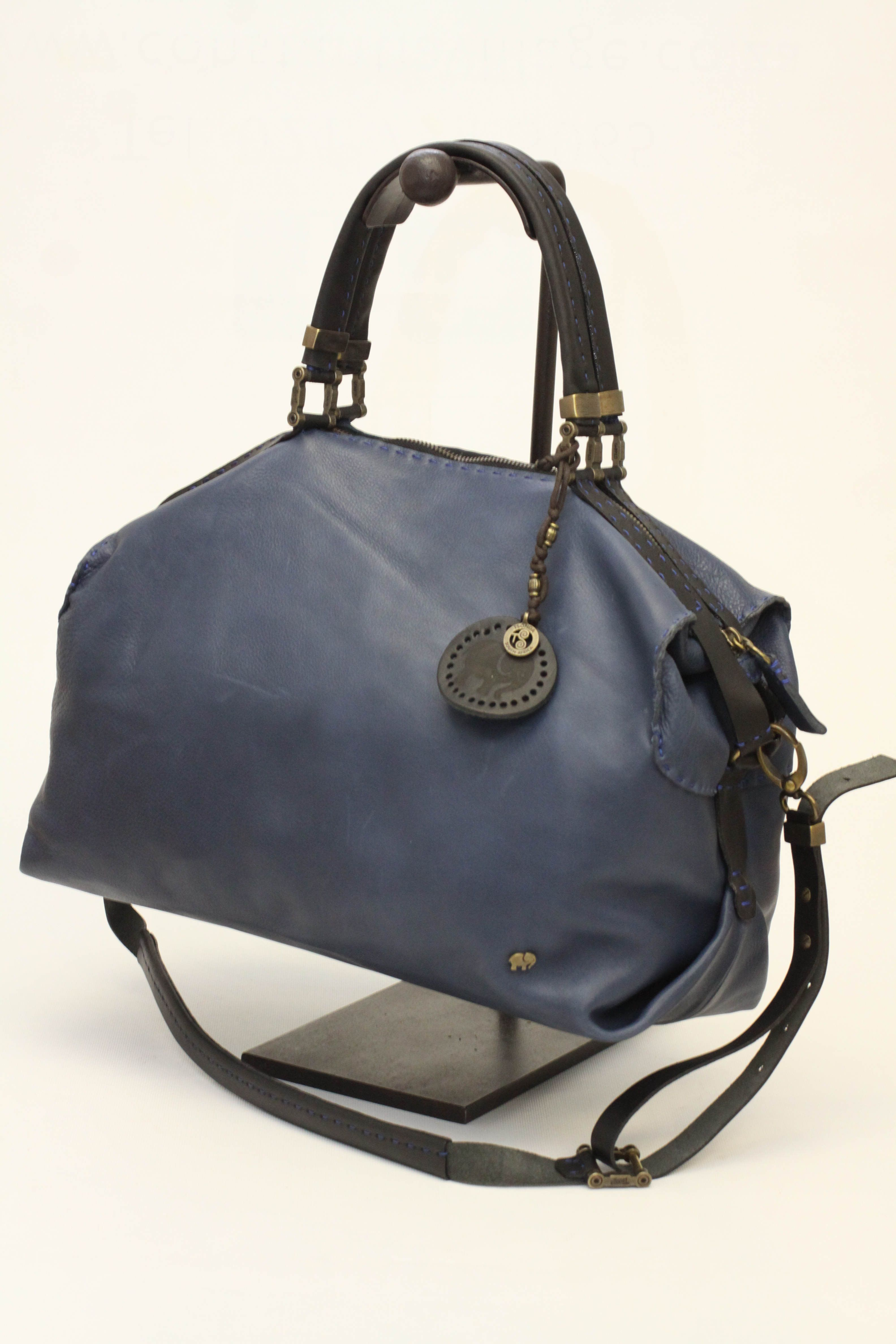 Tsonga Zizo Denim Bag