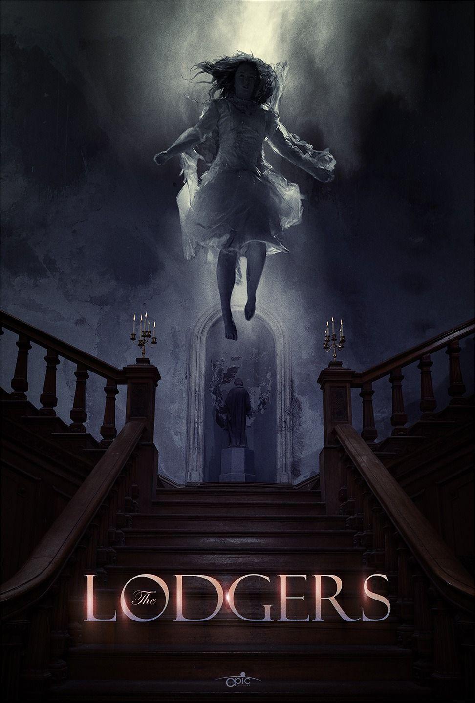 Nonton Film The Lodgers (2017) Film thriller, Poster