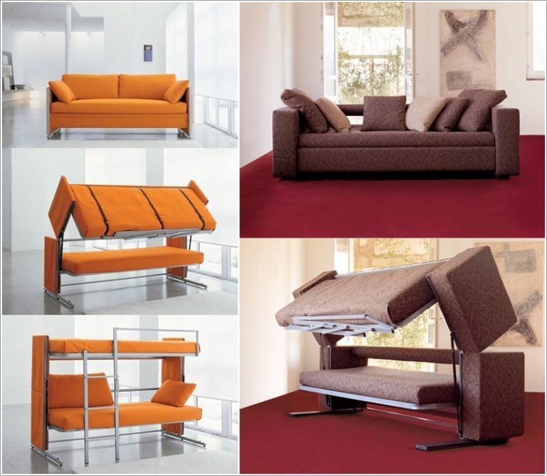 Strange Smart Sofa Beds That Save Space With Style Future Plans In Caraccident5 Cool Chair Designs And Ideas Caraccident5Info