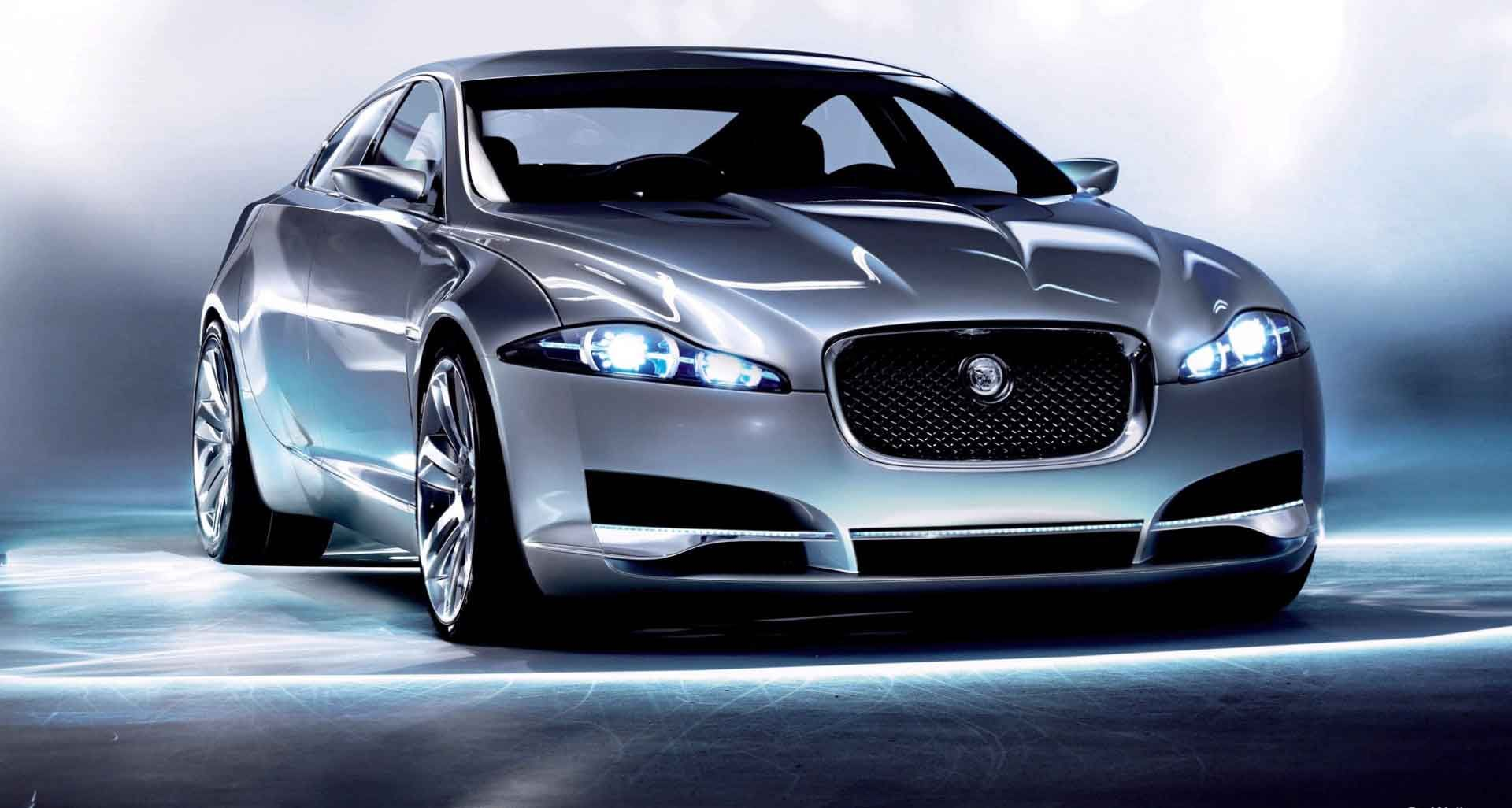 jaguar front view hd wallpaper