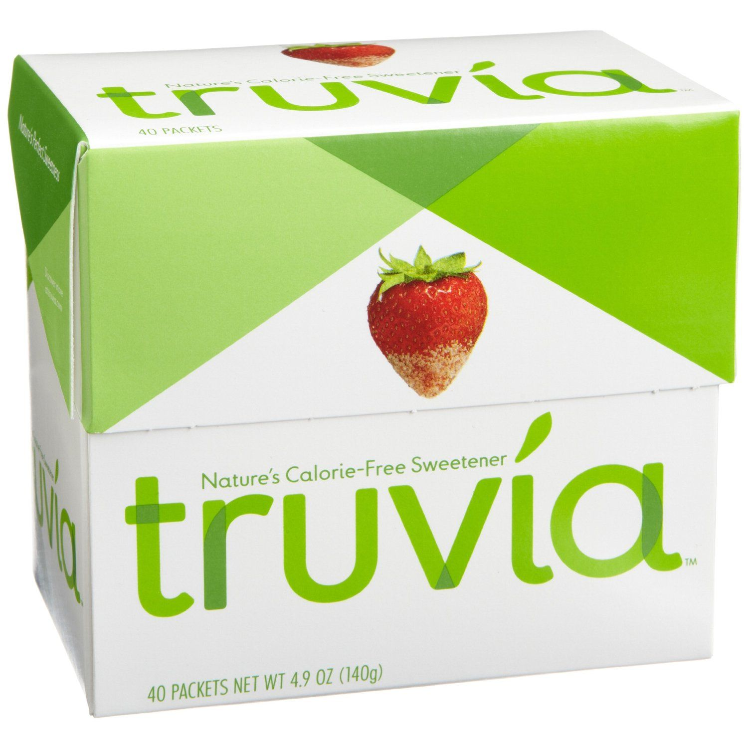 Truvia sweetner made from Stevia plant. Tastes great