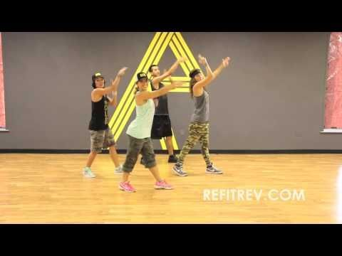 """REFIT® DANCE FITNESS """"Crazy"""" by Ayiesha Woods - YouTube 60 mins of refit zumba, 236 calories, 1/26/15 - Tap the pin if you love super heroes too! Cause guess what? you will LOVE these super hero fitness shirts!"""