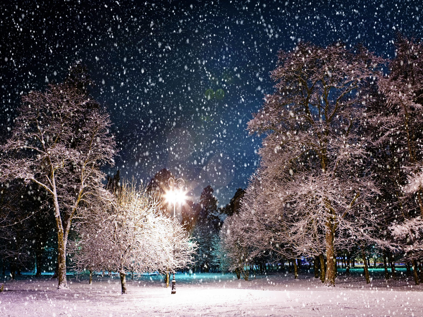 one this snowy winter night wallpaper how cultural myths are