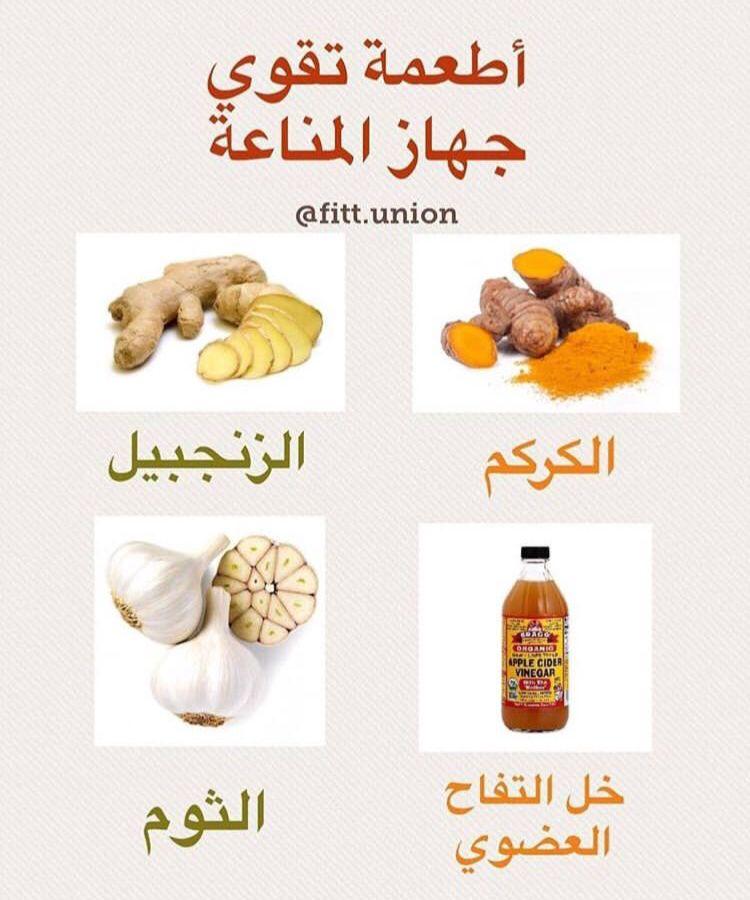 أغذية تقوي جهاز المناعة Health Fitness Nutrition Teacher Appreciation Diy Fitness Nutrition
