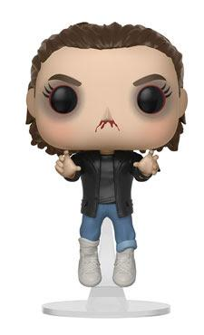 Pop Tv Stranger Things Eleven Elevating Stranger Things Funko Pop Eleven Stranger Things Vinyl Figures