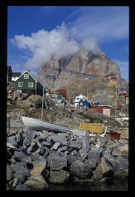 Greenland, Nuuk I was on one of the first cruise ships to dock here and the whole town came out to look at us.