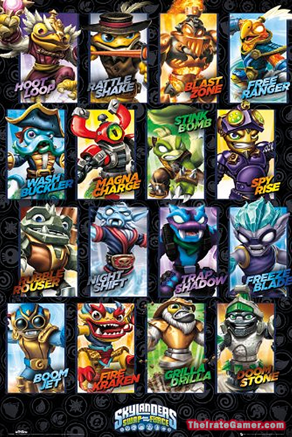 Uncategorized Skylanders Swap Force.com skylanders swap force world of nintendo pinterest force