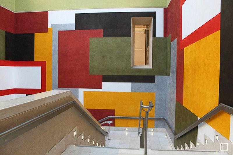 Great Postmodern Interior Design
