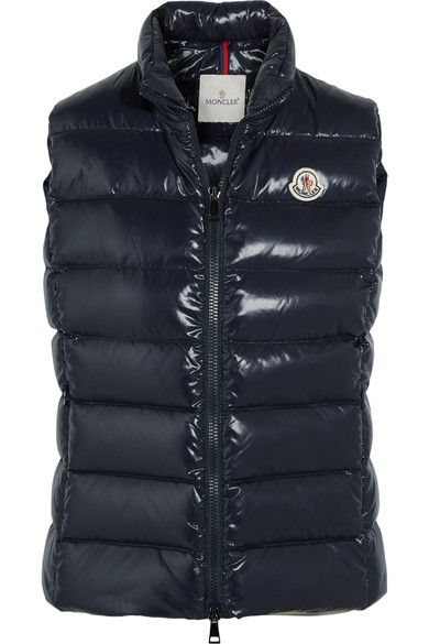 4ce8741b7 Moncler - Ghany quilted shell down gilet   Products   Moncler ...