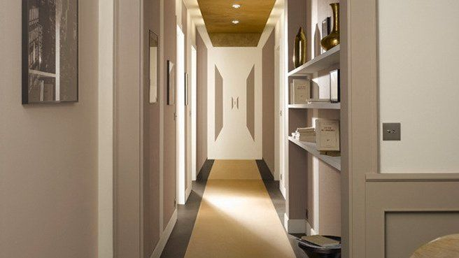 Tout pour dynamiser l\'espace du couloir | Inspiration