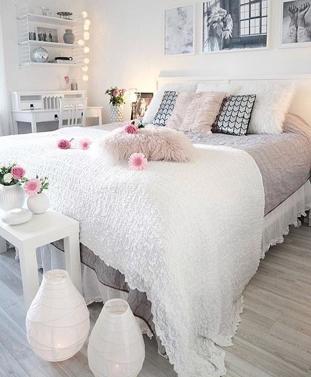 Habitaciones De Ensueño Dormitorios Decoracion De: Pin De Laura Gonzalez En Camas