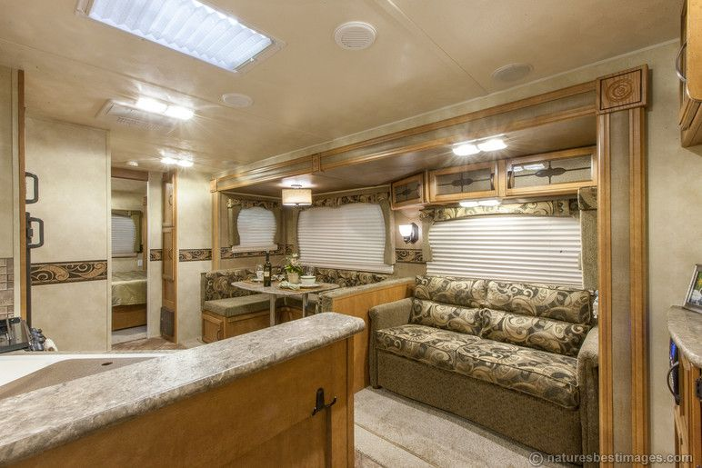 New 2014 30FBSS Bunkhouse Travel Trailer Camper with Bunks
