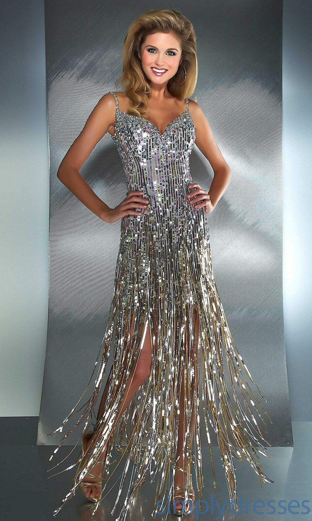 Gorgeous Sequin Dresses for New Years Eve
