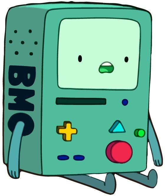 Bmo Is A Girl Get Your Facts Strait Lol Adventure Time Characters Adventure Time Adventure Time Parties