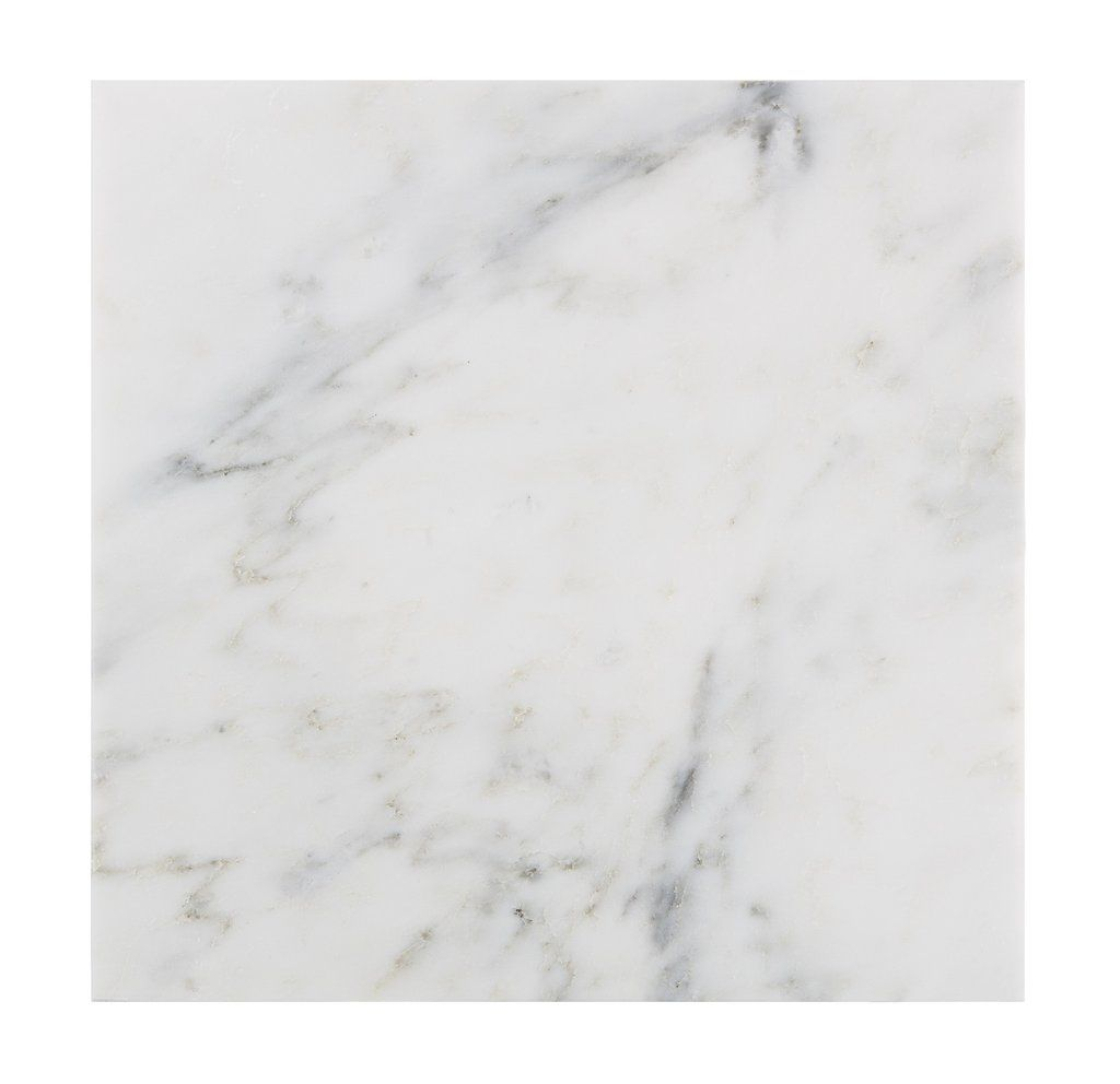 Carrara White Marble 12x12 Tile Polished Marble Bathroom Carrara Marble Mosaic