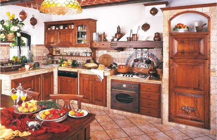Cucine rustiche in muratura | Classic kitchen Italian | Pinterest ...