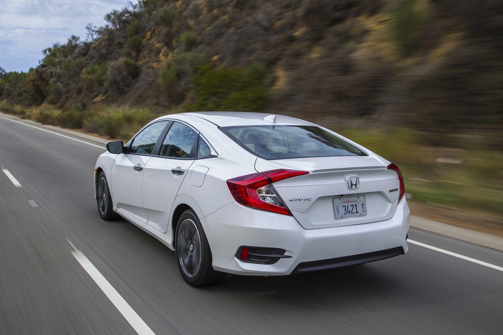 Estilização Do Novo Sedan Honda Civic 2016 Aus Auto