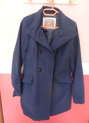 2a7059049dcb2 À vendre sur  vintedfrance ! http   www.vinted .fr mode-femmes manteaux-dhiver 22384254-manteau-bleu-fonce-style-preppy