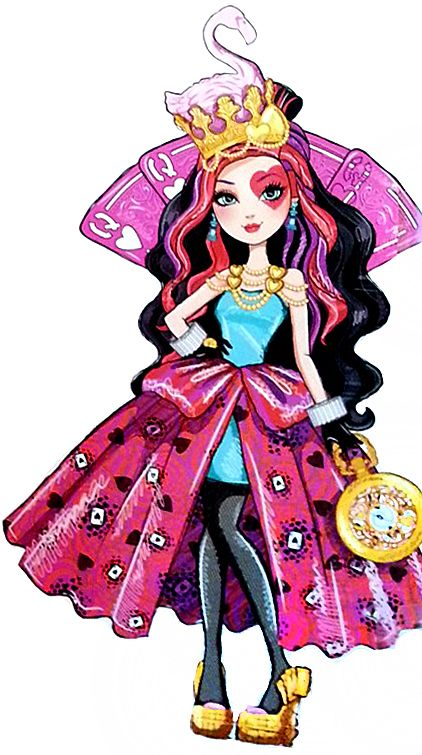 Lizzie Hearts Way To Wonderland Cosplay Ever After High