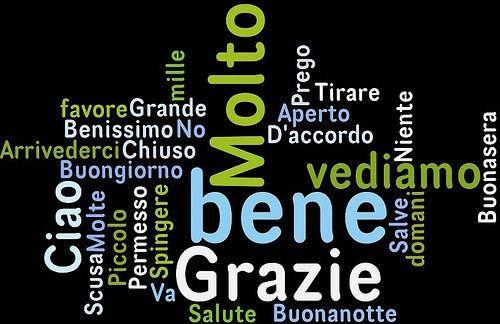 Palabras y Frases en Italiano Traducidas al Español
