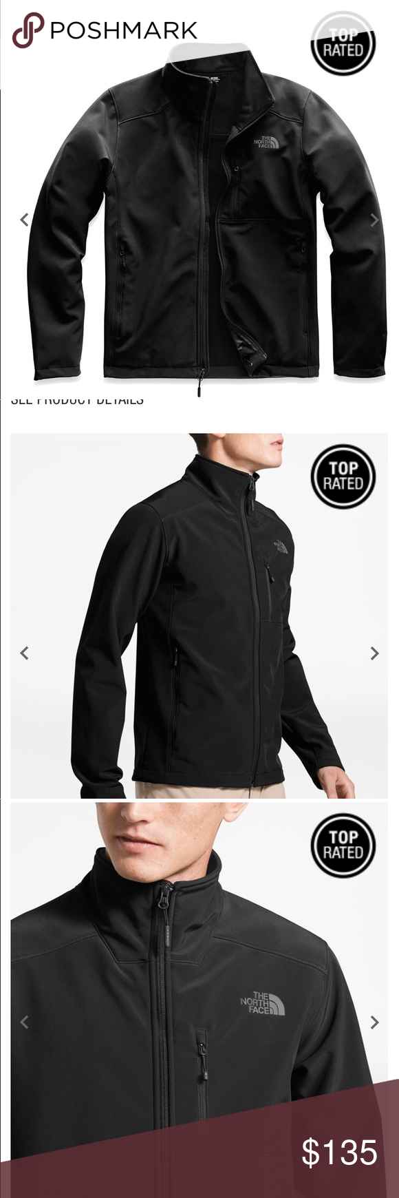 The North Face Apex Bionic Jacket Tall Clothes Design Fashion Design Fashion [ 1740 x 580 Pixel ]