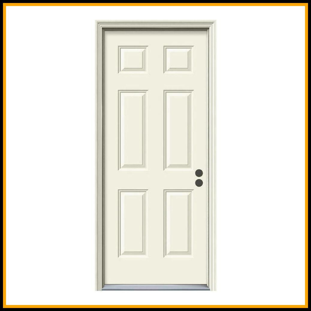 67 Reference Of 6 Panel White Interior Door Home Depot In 2020 White Interior Doors Doors Interior White Paneling