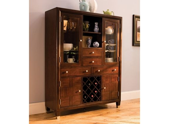 Make Your Dining Room Or Kitchen An Elegant Welcoming And Functional Place To Gather With This Northern Lights Chest Lighting Wine Storage