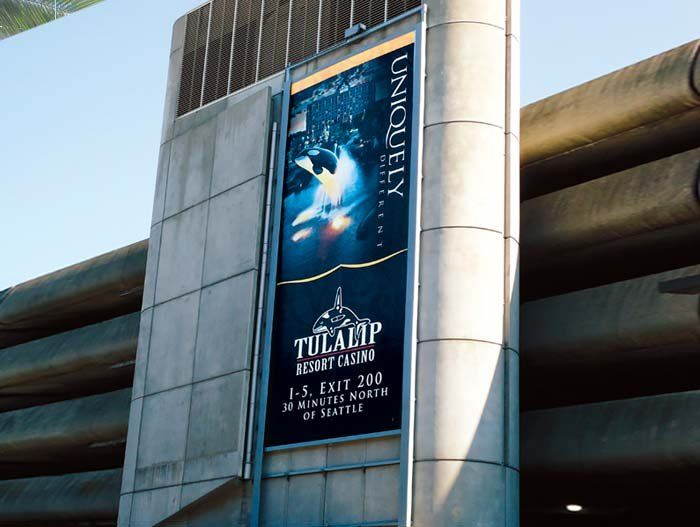 Indoor Outdoor Advertising Banner Bannerrail Outdoor Banner Systems With Images Outdoor Banners Outdoor Advertising Banner Advertising