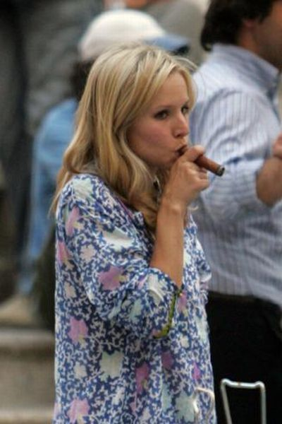 Girls Talkin Smack – Celebrity Gossip Blog, TV, Fashion, Pop Culture & Movies | 15 Celebrities Smoking Cigars