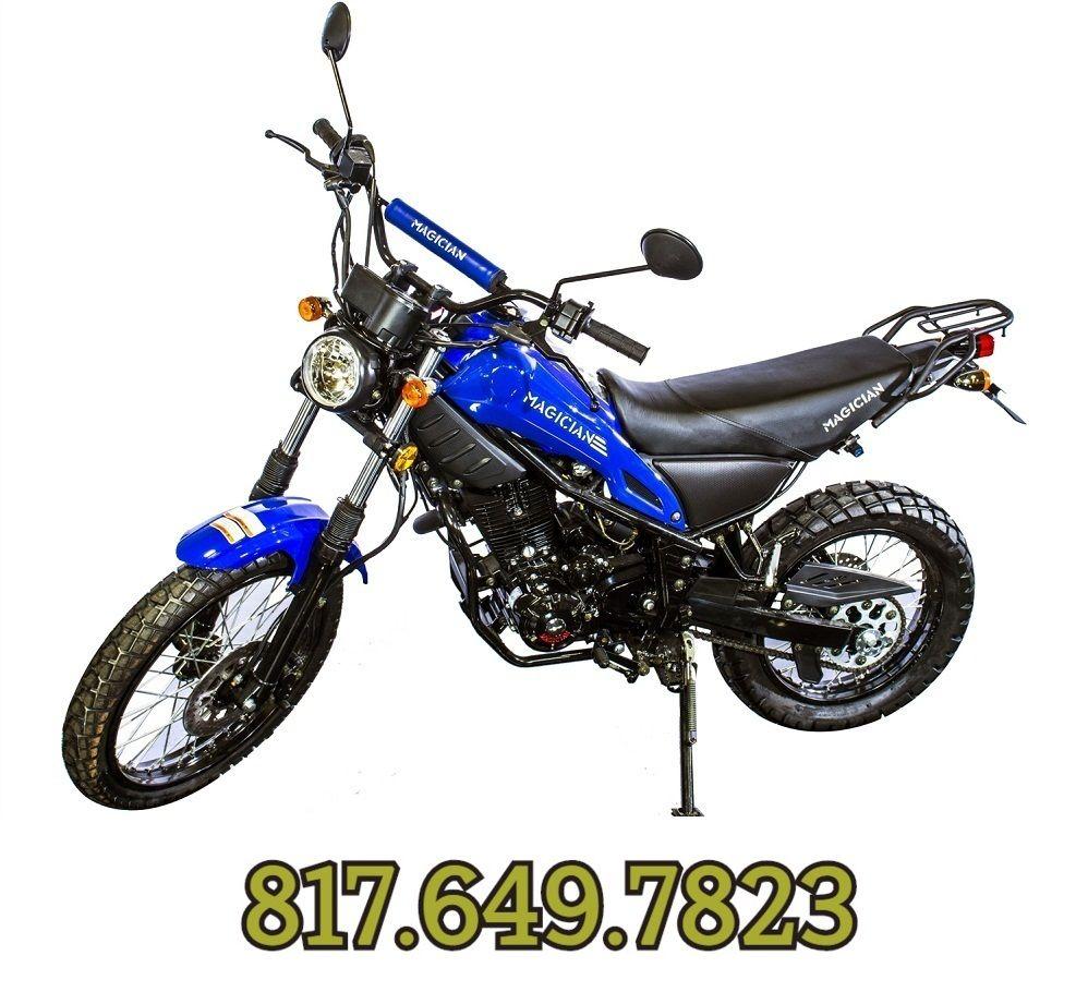 Buy 250cc Dirt Bike For Sale Street legal Magicican