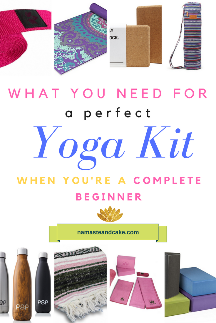 How To Build A Yoga Kit For Beginners Yoga Kit Beginner Yoga Workout Yoga Mats Best