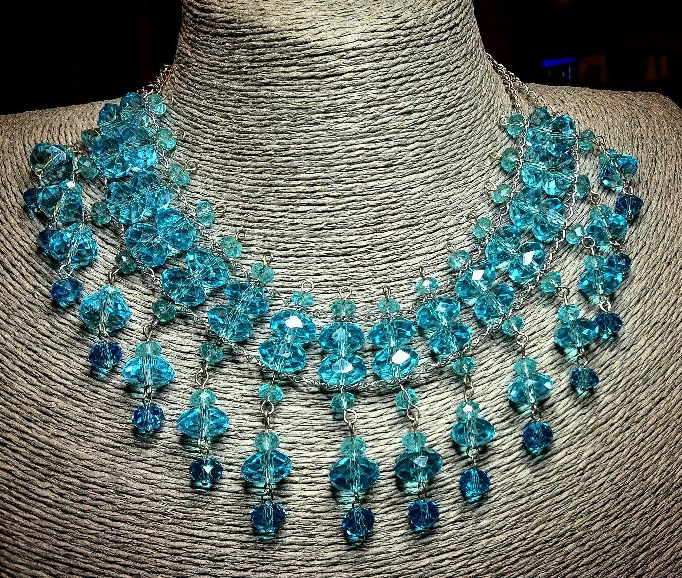 Collar - Cristales Checos
