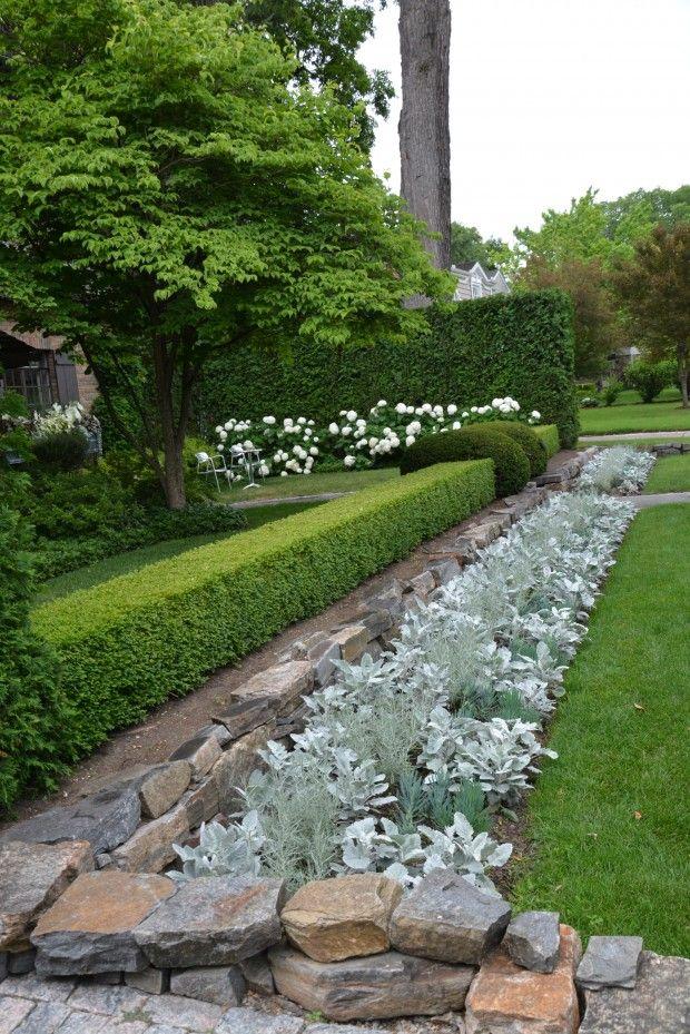 A Small Property Dirt Simple Landscape Design Dream Garden Outdoor Gardens