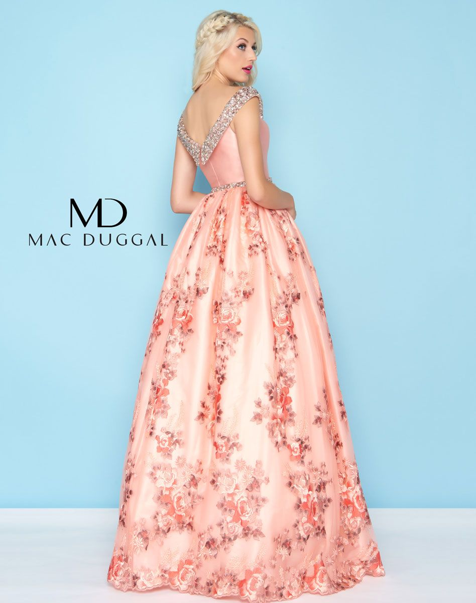 peach ball gown | Evening dress | Pinterest | Ball gowns, Gowns and Prom