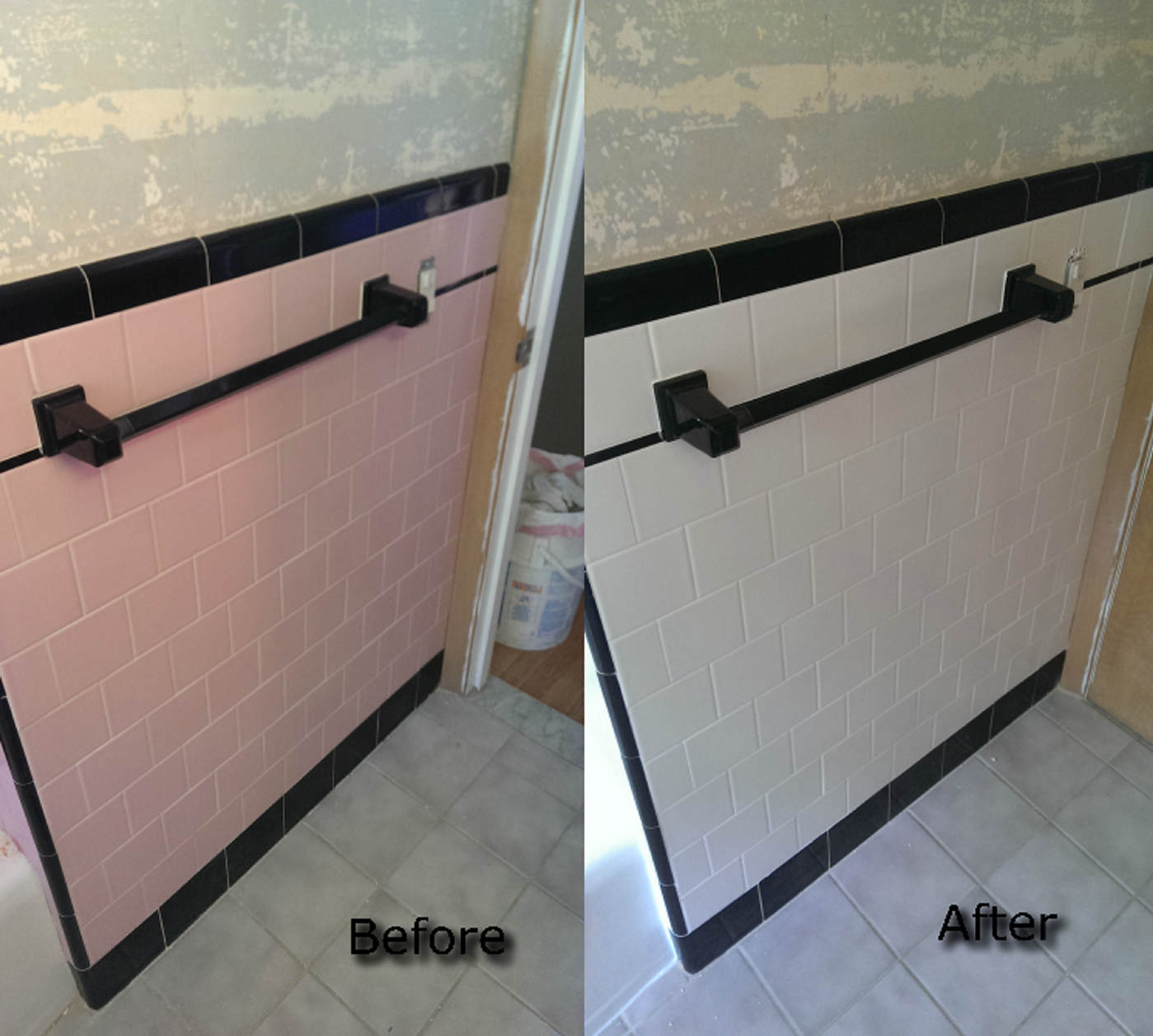 Remodel Without Removing Your Existing Tile Or Install These