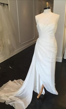 Romona Keveza Rk304 This Dress For A Fraction Of The Salon Price On Preownedweddingdresses