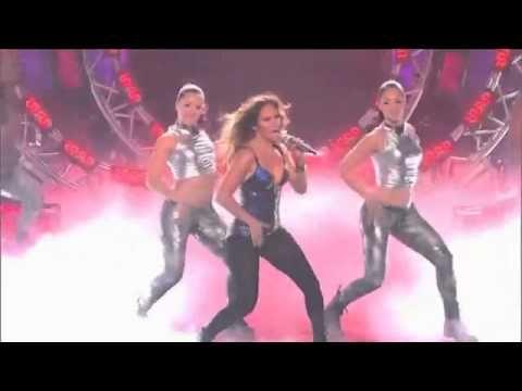 Jennifer Lopez Dance Again Ft Pitbull Live At American Idol