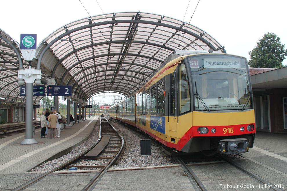 Karlsruhe Karlsruhe Light Rail Train Light